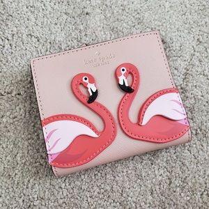 kate spade Bags - Kate Spade Flamingo Crossbody & Wallet Bundle!